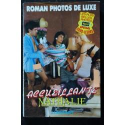 ACCUEILLANTE NATHALIE J. LIOCOURT ROMAN PHTO DE LUXE