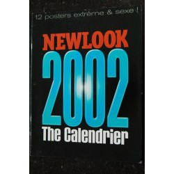 NEWLOOK CALENDRIER 2002 THE CALENDRIER 12 POSTERS EXTRÊME & HOT EROTIQUE CHARM