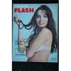 PARIS FLASH N° 7 Danielle Noelle Max-Pol Fouchet DELON Dali Pierre Brasseur Maria Latour