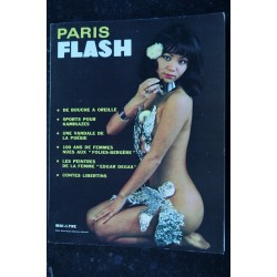 PARIS FLASH N° 9 FOLIES BERGERES May-Lyne Veronique Khatakali Jacqueline Bisset