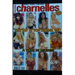 CHARNELLES 26 HORS-SERIE SPECIAL CAHE & CHOCOLAT VIA PAXTON MISS POWERBOSOM KIM HINES