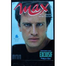 MAX 006 N° 6 ETIENNE DAHO MATHILDA MAY BRUNO BISANG NICK KNIGHT
