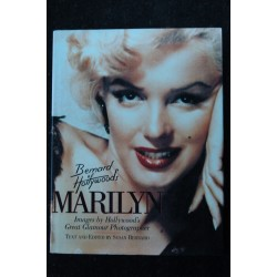 Bernard of Hollywood's MARILYN Marilyn MONROE Images by Hollywood's Great Glamour Photographer Relié