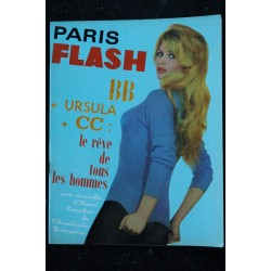 PARIS FLASH N° 4 Mylène DEMONGEOT Blue Bell Girls Tïna BERYLL Barbara Sommers