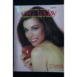 ECSTASY BOOK ONE WOMEN'S SEXUAL FANTASIES * 1976 * Playboy Press