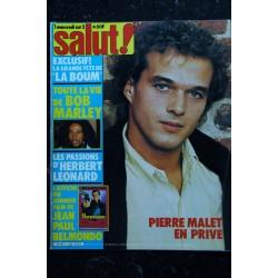 Salut ! 153 1981 SOPHIE MARCEAU TELEPHONE KAREN CHERYL 7 Posters