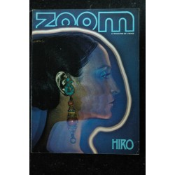 ZOOM MAGAZINE 13 TERRY PASTOR R.R. D'AMORE NUDES HIRO GLAMOUR ROGER PIC VIETNAM