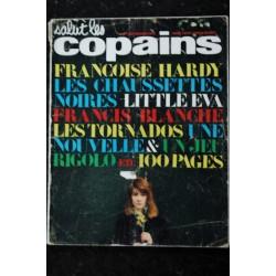 Salut les Copains N° 6 * 01 1963 * Johnny Hallyday James Dean Lucky Blondo Les Shadows