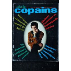 Salut les Copains N° 11 * 06 1963 * Eddie COCHRAN CLIFF RICHARD ELVIS PRESLEY Claude FRANCOIS