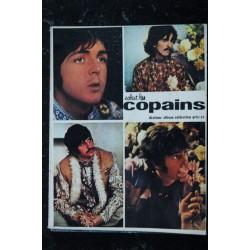 Salut les Copains N° 66 * 01 1968 * COMPLET * N° Spécial dirigé par SYLVIE VARTAN Brigitte BARDOT ADAMO CARLOS