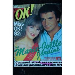 OK ! âge tendre 338 MICHEL SARDOU MARIE-JOELLE JARDINE Michel BLANC