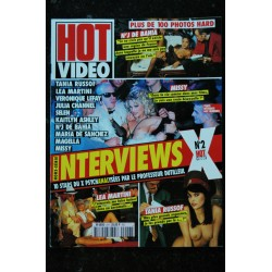 HOT VIDEO HS N° 007 M 6850 TABATHA CASH Les visiteuses The Tower Marco POLO P2 Midnight obsession