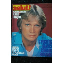 Salut ! Numéro Spécial Hors-Série JO DASSIN 1980