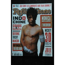 ROLLING STONE 012 COVER DAHO & MOLKO SPECIAL POP NEIL YOUNG DENNIS LEHANE HOLLY HUNTER THE DARKNESS MUSE THE SERVANT