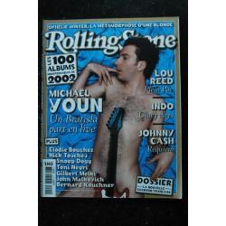 ROLLING STONE 011 COVER DAVID BOWIE + INTERVIEW BEYONCE MURAT LSD EMINEM B.R.M.C. EAGLE EYE CHERRY BLONDIE