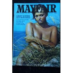 MAYFAIR UK Vol 07 N° 07 Yes It's the Sunday Times NUDE KATHRYN MAYNARD