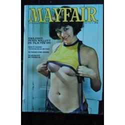 MAYFAIR UK Vol 07 N° 08 Great Summer Get-Away Issue PAULA DARRINGTON