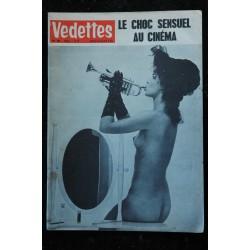 Vedettes Incognito 1966 N° 25 URSULA ANDRESS Robert STACK ELKE SOMMER Belmondo