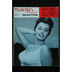 Vedettes Incognito 1966 N° 26 Alain Robbe-Grillet Marie France PISIER ELKE SOMMER Robert HIRSCH Maria LATOUR