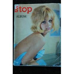 stop magazine artistique et littéraire n° 46 * 1965 * Jacqueline VANDAL Suzanne VALADON Caroline LECERF