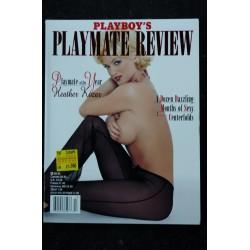 PLAYBOY'S PLAYMATE REVIEW 1999 08 HEATHER KOZAR DHAM TRIPLETS DEANNA BROOKS GLEASON