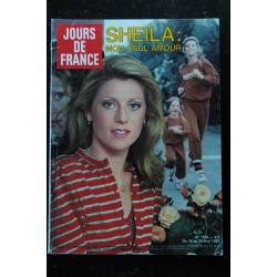 JOUR DE FRANCE 608 9 JUILLET 1966 COBER BRIGITTE BARDOT
