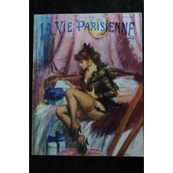 La Vie Parisienne 87 ° ANNEE n° 10 * septembre 1950 * Un petit tour au Maroc Luc BY Hérouard