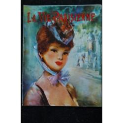 La Vie Parisienne 91 ° ANNEE n° 40 * avril 1984 Forest Gring JP Denis Lafont