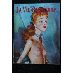 La Vie Parisienne 91 ° ANNEE n° 45 * septembre 1954 * Domergues Serge Jacques di Marco Gring Denis Genta