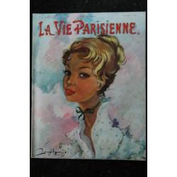 La Vie Parisienne 91 ° ANNEE n° 47 * novembre 1954 * A. GENTA Hanau Serge Jacques JIHEL Luc BY Gring Lafont de Mario