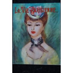 La Vie Parisienne 92 ° ANNEE n° 50 * février 1955 * Serge Jacques Gring Jim Hodge Luc BY J.P. Denis André de Dienes
