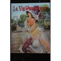 La Vie Parisienne 92 ° ANNEE n° 51 * mars 1955 * L Rverberi DORVIN Gring J.P. Denis Prud'hon Jihel Jean Lair Savitky