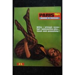 PARIS FLIRT PIN-UP B. DENANT DESIMON MARIA MINH KARINE MARCEAU CHARME VINTAGE