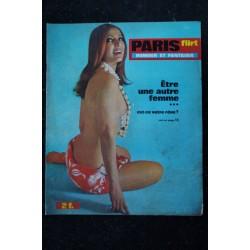 PARIS FLIRT 632 * 1969 * PIN-UP : M. PREVOT * CHARME VINTAGE