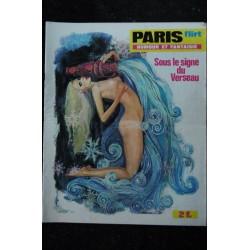 PARIS FLIRT 657 * 1969 * PIN-UP : B. DENANT * CHARME VINTAGE