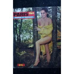 PARIS FLIRT 681 * 1970 * PIN-UP : ARI * CHARME VINTAGE