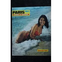 PARIS FLIRT 610 * 1968 * PIN-UP : M. PREVOT * CHARME VINTAGE