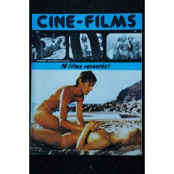 CINE-FILMS n° 2 * 1979 * 16 films racontés Guia Laura Sylvia Sorrente Cathy Ringer Michel Piccoli Erotic