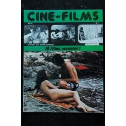 CINE-FILMS n° 14 * 1981 * 16 films racontés Monique Vita Pamela Stanford Sérena Sandra Julien Elisa Cervier Erotic