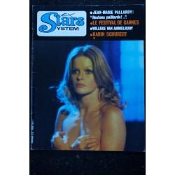 Sex Stars System 01 N° 1 JESS FRANCO JACQUELINE BISSET ALICE ARNO CHARLOTTE RAMPLING