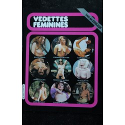 Vedettes Féminines Incognito n° 6 * 1983 * Brigitte LAHAIE Ornella MUTI Elke SOMMER * ALL NUDE