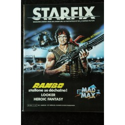 STARFIX 001 n° 1 * 1983 * AVORIAZ 1983 Dark Cristal La guerre des Etoiles 3 DARIO ARGENTO TENEBRAE