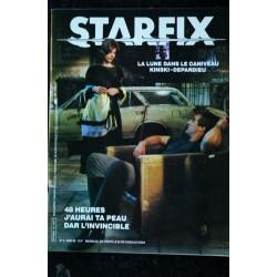 STARFIX 003 n° 3 * 1983 * ZOMBIE ! DARK CRISTAL James BOND TYGRA Eastwood