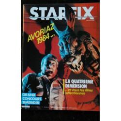 STARFIX 007 n° 7 * 1983 * La guerre des étoiles III Les PREDATEURS GWENDOLINE CUJO