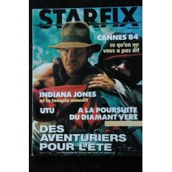 STARFIX 015 n° 15 * 1984 * DEBBIE HARRY BOUNTY MEL GIBSON STARS ET GLAMOUR