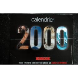 NEWLOOK CALENDRIER 2000 NOUVELLE ANNEE DE PLAISIRS EXTRÊMES PHOTOS NUDES CHARM