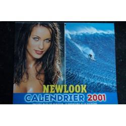 NEWLOOK CALENDRIER 2009 LES FILLES LES PLUS HOT DE LA TELE-REALITE