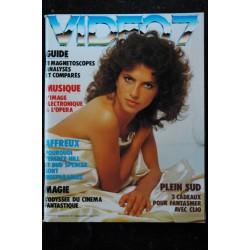 VIDEO 7 015 N° 15 1982 JANE FONDA GERARD JUGNOT BUNUEL + CAHIER EROTIC