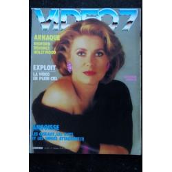 VIDEO 7 033 N° 33 1984 Anne PARILLAUD AL PACINO MOUGEOTTE Marilyn CHAMBERS + CAHIER EROTIC