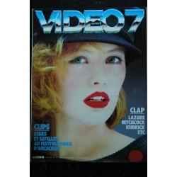 VIDEO 7 035 N° 35 1984 Valérie KAPRISKY Philippe NOIRET + CAHIER EROTIC